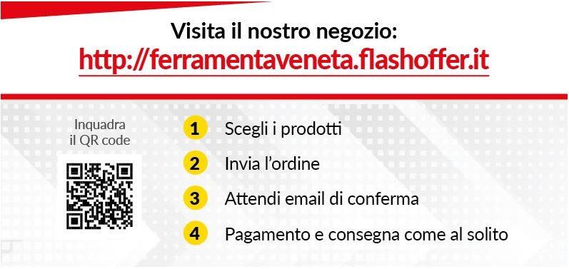 Flash offer ferramenta